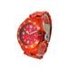 手表厂家供应多色合金套装男女手表夜光定制LOGO时尚运动手表
