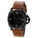 时尚男士不锈钢真皮手表厂家定制批发各类手表