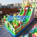 北京大型充气城堡大滑梯变色龙大滑梯