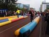 河北邢台充气独木桥充气趣味运动会器材租赁厂家
