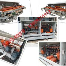 14头全自动瓷砖磨边机优质瓷砖圆弧抛光机厂家图片