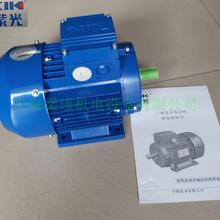 YS7124清华紫光三相异步电机-中研紫光电机图片