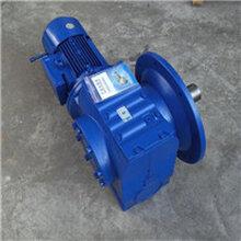 紫光KC77斜齒輪-傘齒輪減速機圖片
