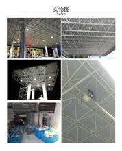 7米高加油站用80W100WLED防爆投光灯图片