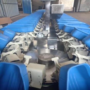翻盤式海產品重量分選機生蠔自動分級機廠家--山東廣昌