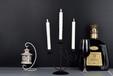 LED供佛电池蜡烛香炉台佛供灯节能电子蜡烛台供佛供财神仿真蜡烛