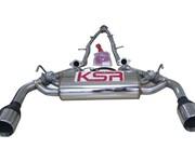 KSR阀门排气管英菲尼迪Q50排气管改装英菲尼迪改装阀门排气管图片