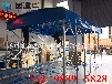 南通如东县鑫建华定做户外帐篷活动雨棚仓库蓬伸缩折叠篷