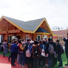 2021第十届北京国际木结构建筑配套设施展览会图片
