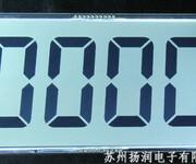 LCD烤烟机温湿度液晶屏定做段码液晶屏图片
