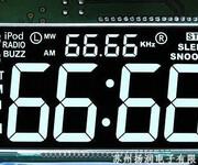 高档车载音响、收音机液晶屏高档漂亮的VA液晶屏图片