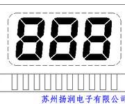 显示时间的液晶屏图片