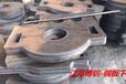 咸陽Q345R鋼板下料Q235R探傷板零割(探傷板保性能)
