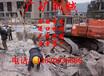 秦皇島硅石露天洞采安全高效開采機械