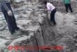 吉林洮南市破破拆開山石怎樣破碎石頭液壓劈裂機大力神靜爆棒廣礦機械制造