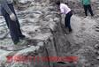 廣東小欖分裂機破碎巖石基坑靜爆開裂大力神靜爆棒廣礦機械制造
