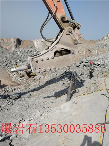 廣東虎門鎮地基開裂破拆爆破機大力神靜爆棒廣礦機械制造