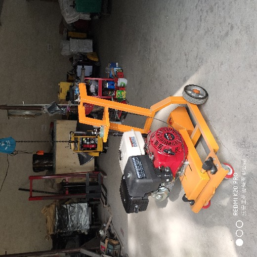 慶安機械路面開槽機,墾利開槽機規格