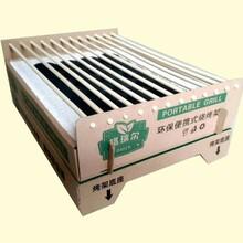 呼和浩特包頭鑫坤格瑞爾創新便攜式戶外速燃燒烤爐禮品燒烤爐全國招商加盟供貨批發圖片