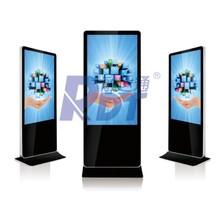 融达通安卓双面屏广告机/落地式广告机RDT-350—卓越品质,功能齐全