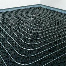 青岛地暖工程公司/专业安装别墅地暖