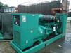 广西二手柴油发电机组回收高价收购钦州二手发电机组。