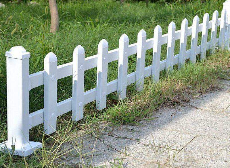 草坪篱笆pvc护栏-草坪篱笆
