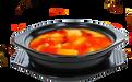 又见砂锅鱼米饭,在砂锅里的酸菜鱼,好吃美味