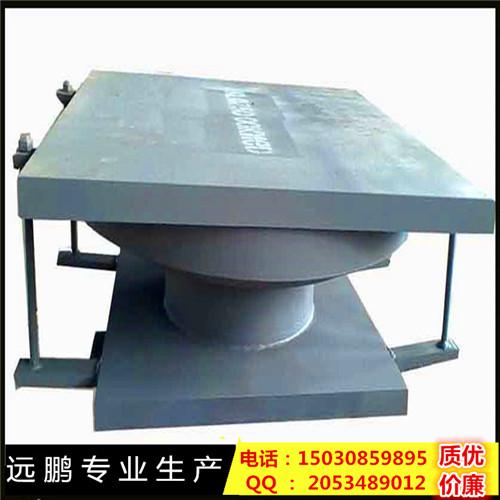 高阻尼隔震橡胶支座减震盆式橡胶支座质优价廉品质可靠