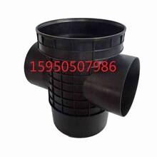 南京HDPE塑料检查井市政排污小区雨污排放首选惠洁厂家直销优质产品