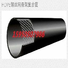 南京惠洁管业PE钢丝网骨架复合管PSP钢丝网骨架复合管厂家直销