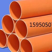 南京惠洁PVC电力管MPP电力管首选惠洁管业厂家直销优质产品