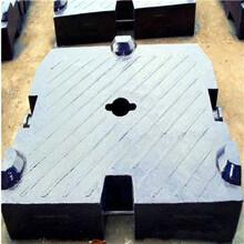 吊車叉車挖掘機拖拉機起重機配重鐵機械電梯船舶配重塊砝碼圖片