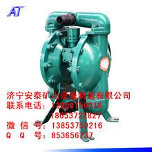 BQG氣動隔膜泵哪個品牌好氣動隔膜泵壓縮空氣消耗量圖片
