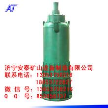 WQ型潛水排污泵流量大礦用潛污泵揚程高圖片
