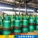 恩施州BQS20-100/2-18.5/NWQB防爆污水泵用于市政工程