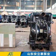 嘉兴耐用BQG气动隔膜泵,自动装置隔膜泵图片