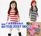 韩版休身T恤批发童装批发中国服装批发市场韩版T恤批发