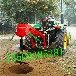 杭州出售拖拉機螺旋式植樹挖坑機