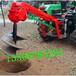 乌海出售拖拉机带植树挖坑机价格