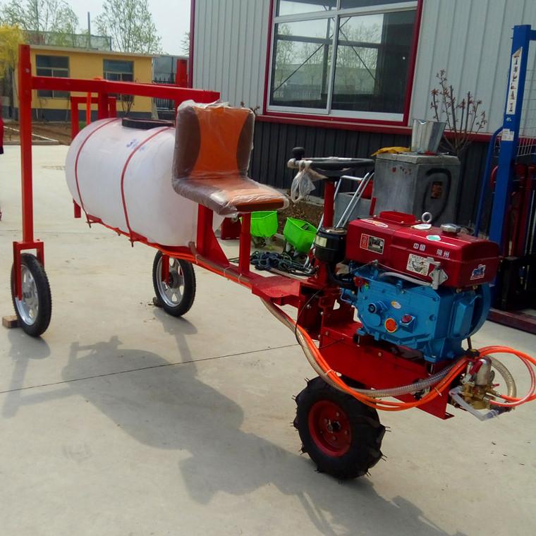 山西临汾柴油三轮打药机多功能三轮打药机生产厂家