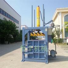 广州河源卧式废纸液压打包机编织袋液压打包机厂家图片
