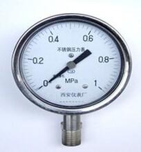 YTF-60/100/150不锈钢压力表采购供应