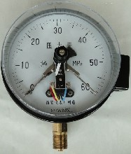 电接点压力表选型售前资料