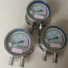 工业产品工业CYW-150不锈钢差压表