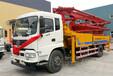 宁德34米混凝土泵车37米搅拌泵车40米臂架式泵车43米天泵价格直销