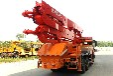 荆门混凝土泵车臂架式泵车水泥泵车天泵车载式泵车