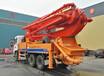 宣城34米混凝土泵车37米搅拌泵车40米臂架式泵车43米天泵价格多少钱