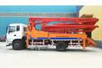 南充小型41米臂架式泵车21米车载泵车35米九合天泵价格生产厂家直销