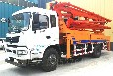 梅州25米臂架式泵车28米水泥泵车30米车载式泵车价格多少钱